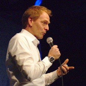 Finanz Kabarettist und Comedian buchen Bernd Waldeck